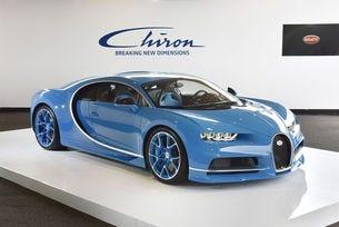 Назначиха нов директор по развитието на Bugatti