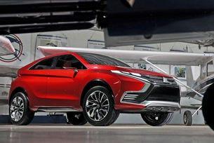 Mitsubishi представя конкурент на Qashqai през 2017 г.