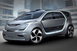 Представят Chrysler в Лас Вегас