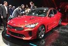 Kia представя най-бързия автомобил в гамата си