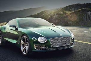 Всички модели на Bentley ще имат хибридни версии
