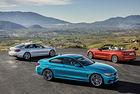 BMW представя обновената фамилия на Серия 4