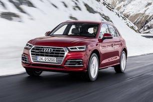 Audi: 8 милиона автомобила с quattro по пътищата