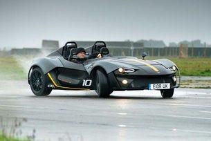 Zenos E10 R: Британски спортист с Focus RS сърце