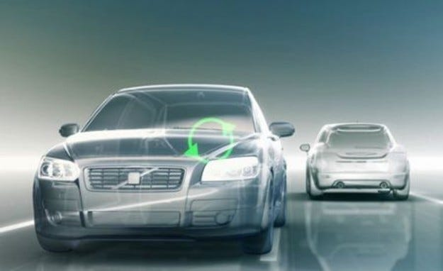 Volvo с ново поколение системи за безопасност