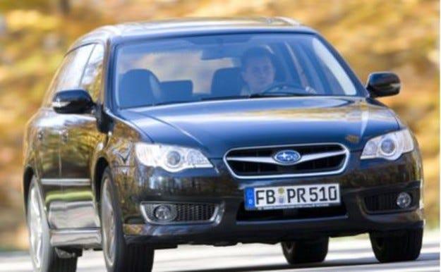 Subaru Legacy Kombi 3.0R Spec. B