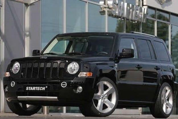 Startech Jeep Patriot