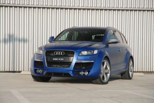 PPI Audi Q7 Ice