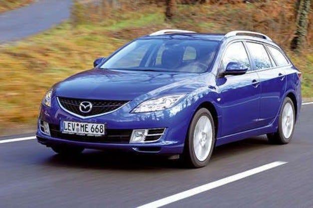 Mazda 6 Sport Combi