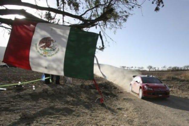 Рали Мексико: Шейкдаун