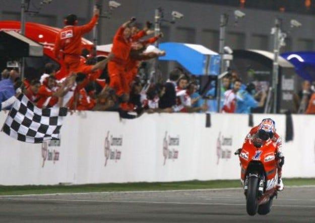 Гран при на Катар 2008