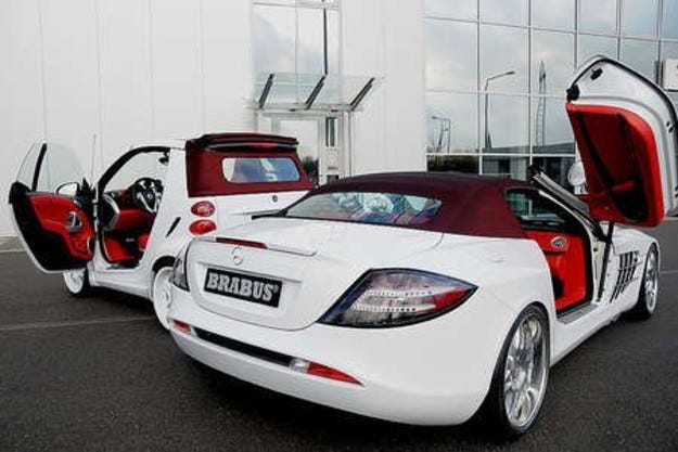 Brabus SLR & Smart