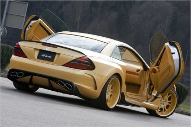 FAB Design Mercedes SL