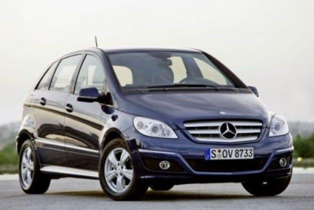 Mercedes B-класа
