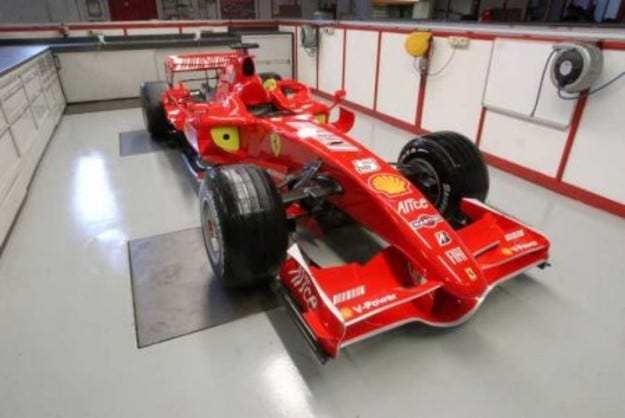 F2007 - първи официални снимки