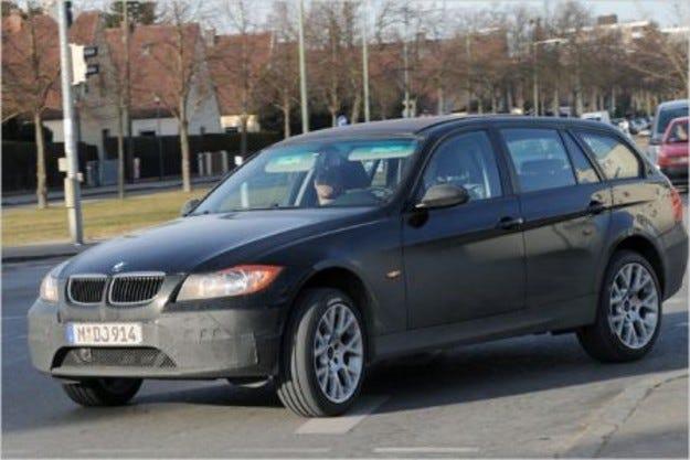 BMW Трета серия SUV