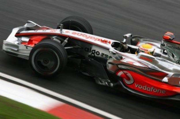 McLaren: Наказание