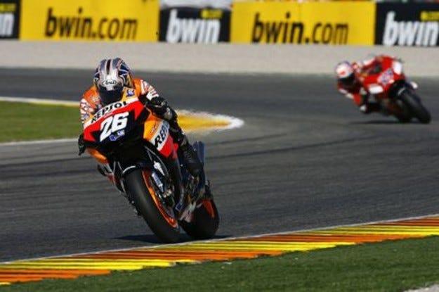 Гран при на Испания 2008