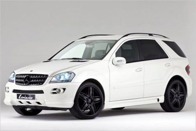 Lorinser Mercedes ML