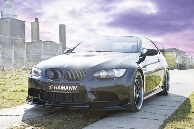 Hamann BMW M3 Coupe