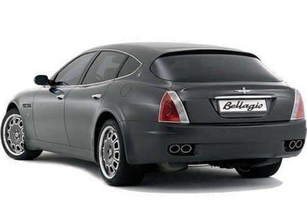 Maserati Fastback