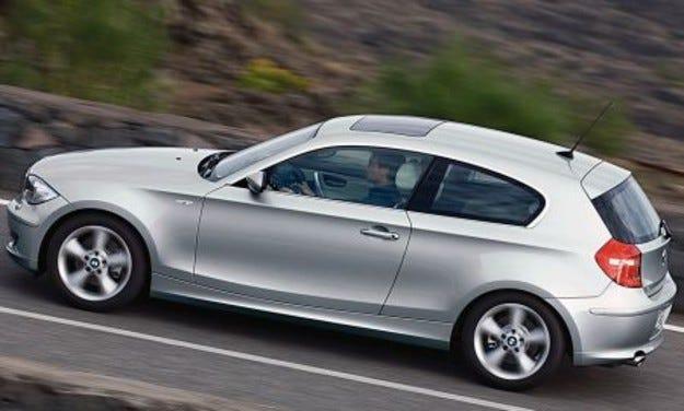 BMW първа серия