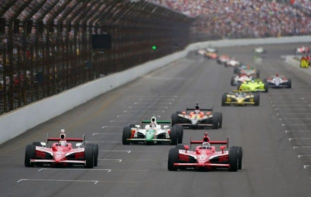 Indy 500 2008