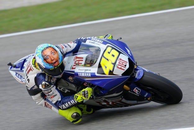 Гран при на Италия 2008