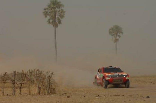 Рали Дакар - етап 14