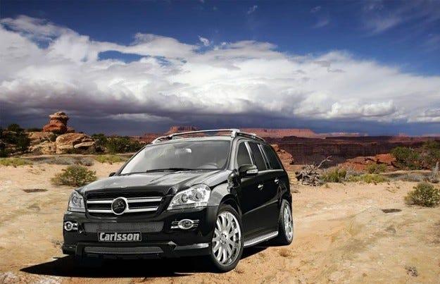 Carlsson Mercedes CK50