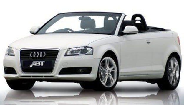 Abt Audi A3 кабриолет
