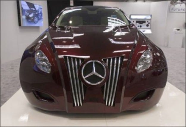 Mercedes RLS