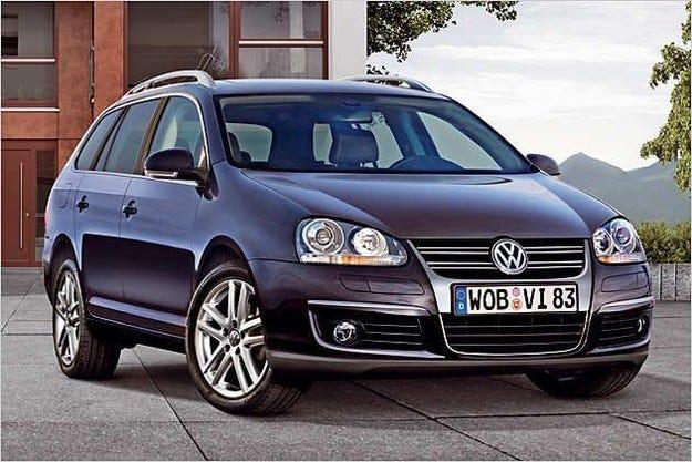 VW Golf Variant Individual