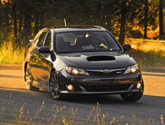 2009 Subaru WRX & GT
