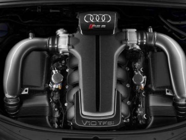 Audi RS6 седан
