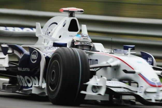 Трета тренировка - Гран при на Белгия 2008