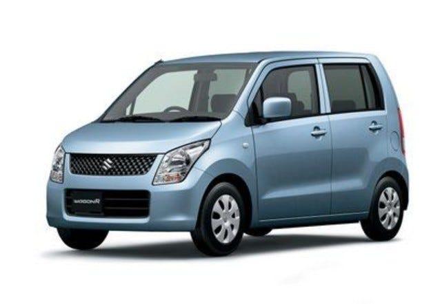 Suzuki Wagon R & Wagon R Stingray