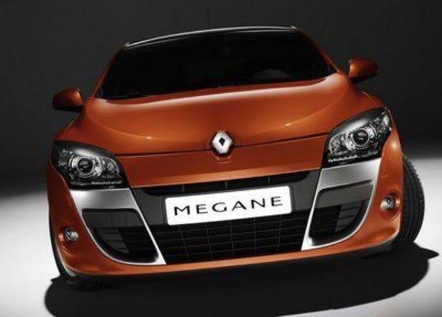 Renault Mеgane Coupе