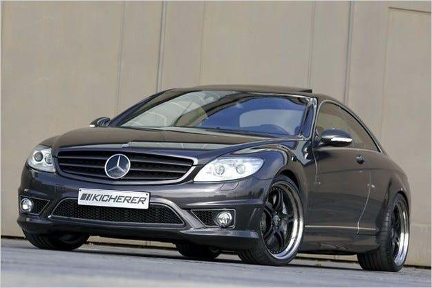 Kicherer Mercedes CL 600 Coupe