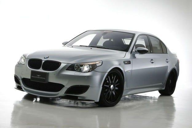 Wald BMW M5