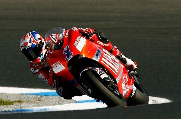 Гран при на Валенсия 2008