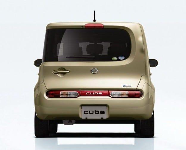 2010 Nissan Cube