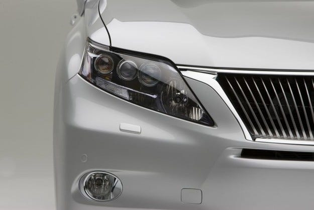 Lexus RX350 & RX450h