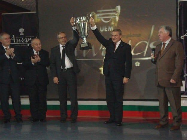 Награди UEM Пловдив - 2008 г.