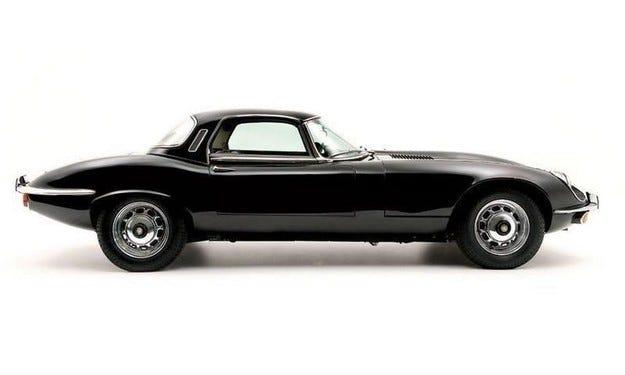 1960 Jaguar V12 E-Type