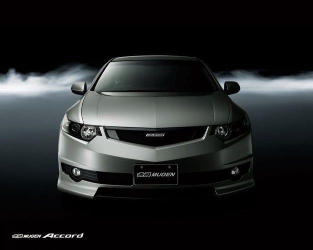 Mugen JDM Honda Accord