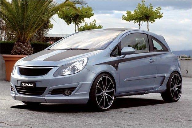 Lexmaul Opel