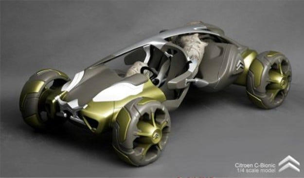 Citroen C-Bionic Concept