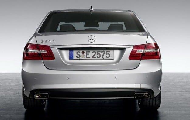 Mercedes E-Класа AMG