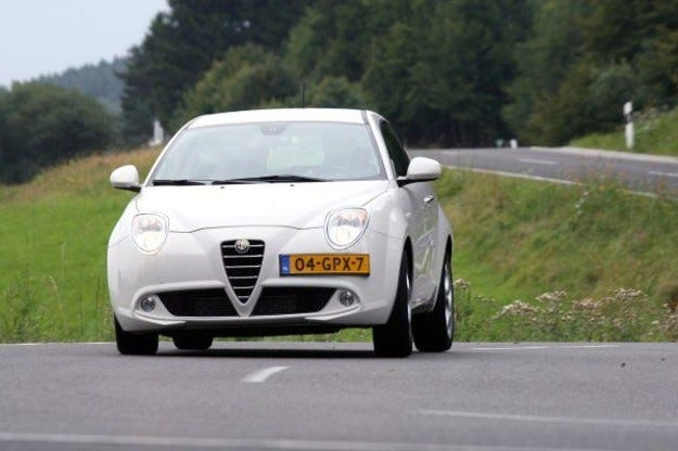 Alfa MiTo GTA & 159 1.8 Di Turbo